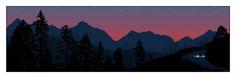Dan McCarthy's Landscapes of Wonder.... - SUPERSONIC ART