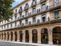 Ideally set in the San Sebastian City Center district of San Sebastián, Room Mate Gorka is located an walk from Santa Maria del Coro, 700 yards. Classic Building, Stay True, Lilacs, Hotel S, Roommate, Belle Epoque, Metals, Contemporary Design, Mustard