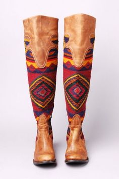 If I had these, I would probably wear them every day for the rest of my life... even though people would probably think I was a crazed hippy.