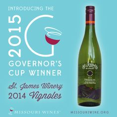 2015 Governors Cup Announcement | Missouri Wine