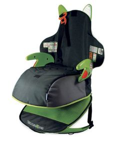 BoostApak by Trunki - Green    I wish they made these for younger kids!