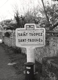 Holiday memories Saint-Tropez by Tom Vandenhende. Original photo printed on plexiglass available. Saint Tropez, La Croix Valmer, France, Never Stop Exploring, French Riviera, Brigitte Bardot, Black And White Pictures, Home And Away, Picture Wall