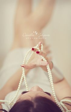The pearl is the queen of gems and the gem of queens., via Flickr. Daniella Tjahjanto