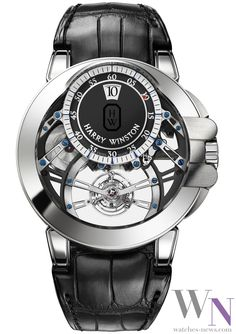 HARRY WINSTON - Ocean Tourbillon Jumping Hour