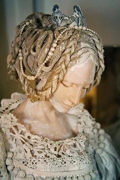 Art doll by Alexandra Khudyakova