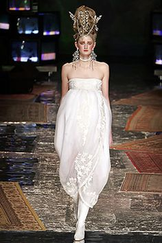 Christian Dior Spring 2005 Couture - Collection - Gallery - Style.com