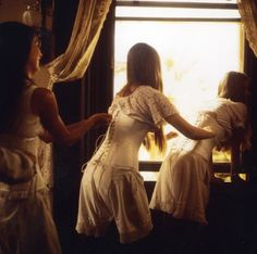 Twelve Dancing Princesses Photo By Sarah Moon,. Date Uncredited. Sarah Moon, Peter Weir, Picnic At Hanging Rock, House Of The Rising Sun, Elizabeth Bennet, Princess Photo, Film Stills, Short Film, Picture Photo