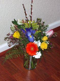 my favorite floral design - Spring flowers