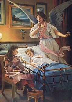 Angeli, di sempre con noi.