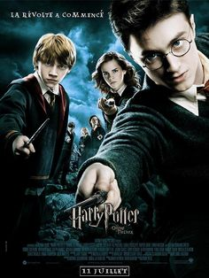 Every single Harry Potter movie!!!  I want to attend Hogwarts!!