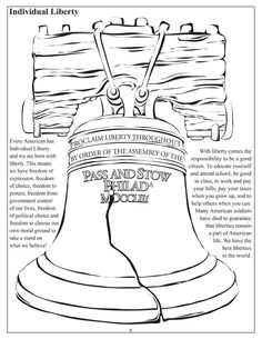 Pledge of Allegiance fill-in-the-blank and coloring page