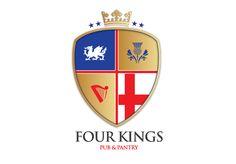 Four Kings - Monsoon Creative King Sport, Monsoon, Porsche Logo, Branding, Creative, Brand Management, Brand Identity