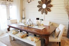 White Fall Decorating Ideas