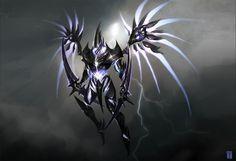 Steel Angel by ArtofTy on DeviantArt