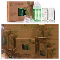 Come check out the revolutionary 5 Phases Bottle system in stores soon. All the benefits and safety of a glass bottle with the added protection of an eco-plastic shell for protection. Medical grade silicone seals nipple for no leaks. Toddler Toys, Baby Toys, Baby Shower Registry, Usa Baby, Learning Toys, Nursery Furniture, Baby Boutique, Baby Products, Baby Gear