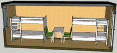 Výsledek obrázku pro wohncontainer ausstattung