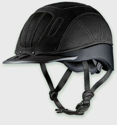Newly redesigned! Engineered for riding extremes, the Sierra's rugged covering not only looks good, but also withstands the toughest terrain on the trail. Get the best-selling #western #helmet today!