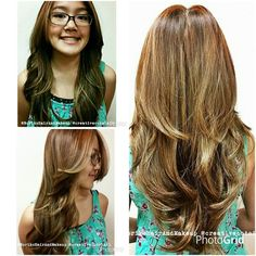 I highlighted Samantha's hair hair using Schwarzkopf L-77 Highlight Creme. It gives her hair a beautiful sunset copper glow. And she wanted face framing layers without losing length. Done! Doesn't she look great?  #NorikoHairAndMakeup #CreativeCuts #schwarzkopfprofessional  #torrancehairsalon #torrancehairstylist #LAhairstylist #southbayhairstylist #hermosabeach #manhattanbeach #redondobeach #losangeles #gardena #palosverdes #torrance #hair #haircut #hairoftheday #hotd #photooftheday #l4l…