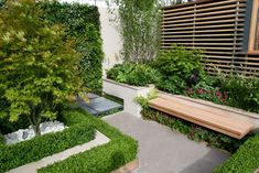 RHS Chelsea 2009 – 'Eco Chic'   Kate Gould Gardens