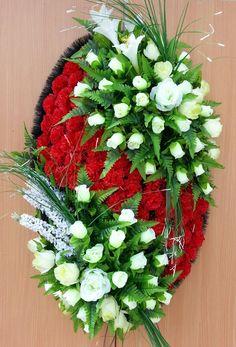 Funeral Floral Arrangements, Large Flower Arrangements, Funeral Bouquet, Funeral Flowers, Memorial Flowers, Cemetery Flowers, Sympathy Flowers, Flower Spray, Good Morning Flowers