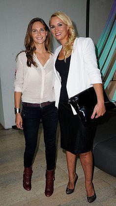 Ophélie Meunier & Elodie Gossuin