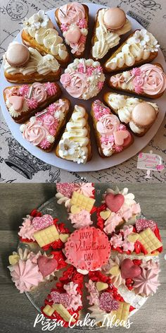 Whole pear cake - HQ Recipes Cake Decorating Techniques, Cake Decorating Tips, Cookie Decorating, Pizza Cake, Cookie Pizza, Sugar Cake, Savoury Cake, Cake Mold, Pretty Cakes