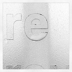 re #typographics #typevstime - @nicoooooooon- #webstagram