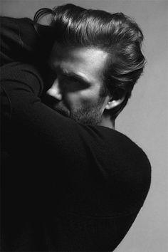 David Beckham for Vogue Paris.