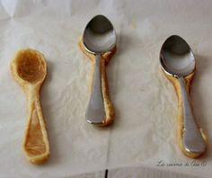 cucchiai di sfoglia