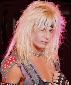 Vince Neil - Motley Crue I had this right by my bed back in the day!!!
