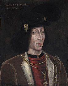 James III (1451 - 1488). King of Scotland from 1460 to his death in 1488. He was known as the first Renaissance monarch in Scotland. He married Margaret of Denmark and had three sons.