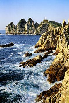 한려해상 - 소매물도 등대섬 (Hallteihaesang National Park, Korea)