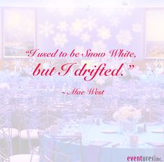Mae West Quote | #quotes #Eventures