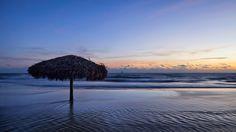 Hotel Vila Selvagem - Nascer do Sol na praia do Pontal de Maceió