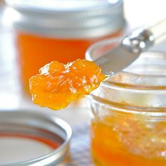 Dried Apricot Ginger Vanilla Chai Jam  makes about 3 8oz jars