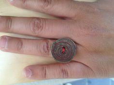 31 anillo garabato