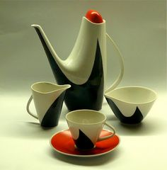 gone a bit nuts for tea sets, this is especially lovely