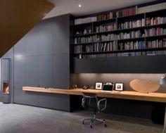 ➤ Auf der ___ Fertighaus.de ___ Webseite findest du eine große Auswahl an Häusern verschiedener Stile und von unterschiedlichen Anbietern. ➤ Mit einem Klick aufs Bild gelangst du zu unserer Häusersuche! | Einrichtung, Ausbau, Arbeitszimmer, Büro, Interior, work, office, Inspiration