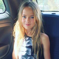Kristina Pimenova, la niña mas hermosa, fotos 2016                                                                                                                                                                                 Más