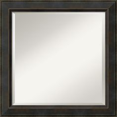 Signore Square 24 x 24-inch Wall Mirror