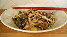 Recept: Chinese Wokgroenten met biefstukreepjes