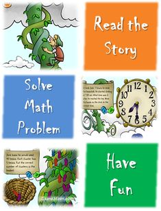 I really like how this app incorporates math into a story book. My child can learn an old folktale while at the same time having fun learning and practicing math. It can be a great way to take the anxiety around math away, and get kids who are not very interested in math to feel that math could be fun. http://igamemom.com/2013/08/21/jack-and-the-beanstalk-a-mathematical-adventure/
