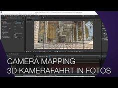 3D Kamerafahrt in Fotos I Camera Mapping I TUTORIAL - YouTube