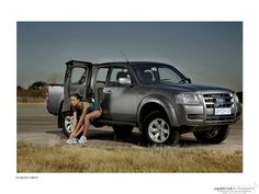 2006 Ford Ranger for Runner's World Magazine