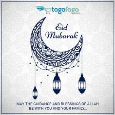 We Wish You All A Very Happy Eid!  - Team #Togofogo 🙂 #EidMubarak #Eid2K18
