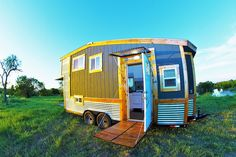 2016 Tiny House Sold. More on the way. Approx 200sf including lounge On or off grid. 30A grid attach, 400W solar, and generator. 20 ft bumper pull trailer Live in ready: Full kitchen, gas range, large sink, ref/freezer, tons of cabinets, ac/heat, gas on demand waterheater, 36in shower, vanity, flushing toilet, queen bed, twin bed/sofa,…