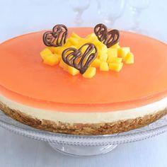 Brownie ostekake | Idun Mor shjemmebakte Brownies, Cheesecake, Food And Drink, Yummy Food, Baking, Desserts, Recipes, Caramel, Cake Brownies