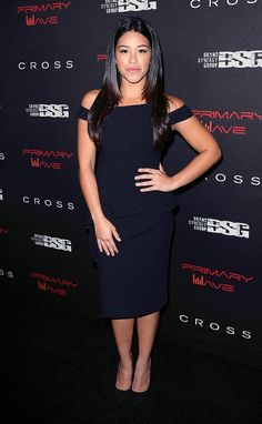 Gina Rodriguez's first time walking a red carpet only took place in 2010 and though we've only known her for a few short years, her style and empowering Hollywood evolution are undeniable. Take a look and see the Puerto-Rican-American actress through the years.