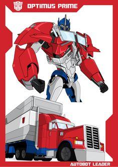 TFP: Optimus Prime by Gambits-Wild-Card.deviantart.com on @deviantART