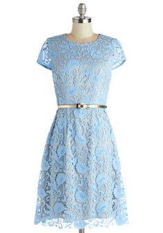 Tasteful Transition Dress, #ModCloth